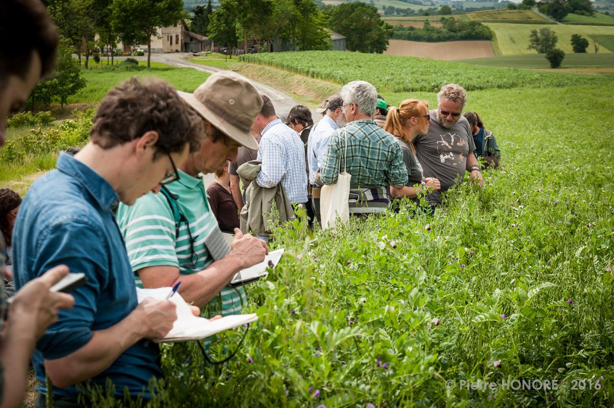 Agriculteurs, futurs agriculteurs : quelles sont vos pratiques ?