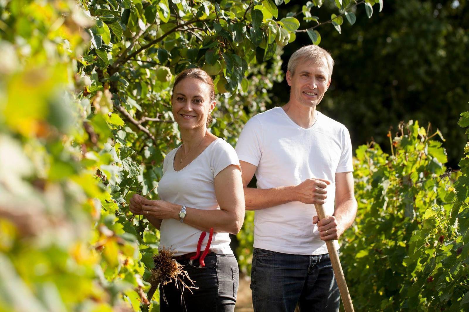 Delphine et Benoit VINET
